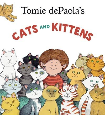 Holiday House Tomie dePaola's Cats and Kittens