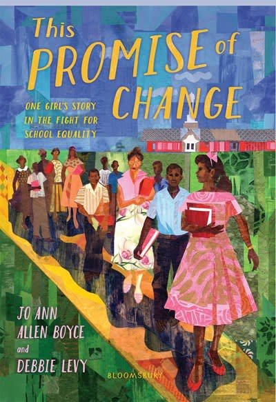 Bloomsbury Children's Books This Promise of Change