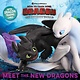 Simon Spotlight Dreamworks How to Train...: Meet the New Dragons