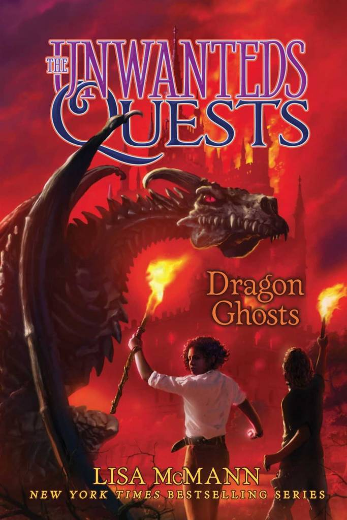 Aladdin Unwanteds Quests 03 Dragon Ghosts