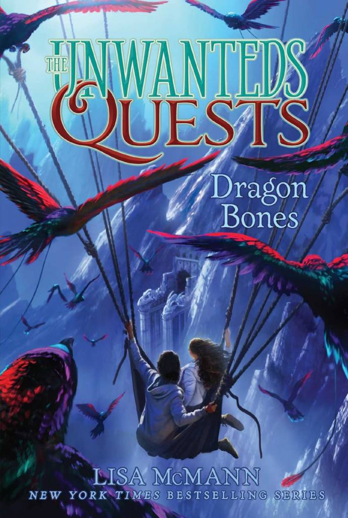Aladdin Unwanteds Quests 02 Dragon Bones