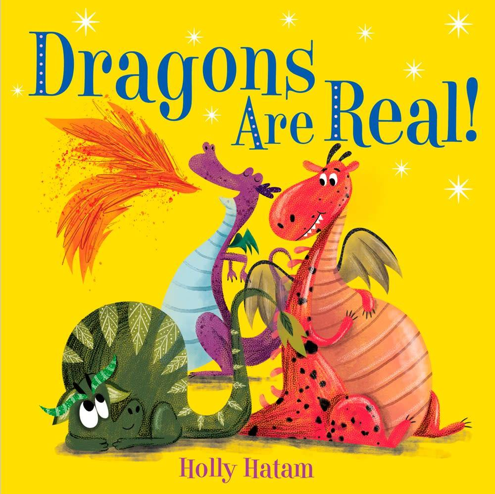 Random House Books for Young Readers Dragons Are Real!