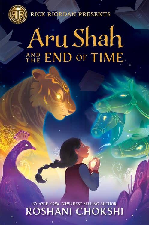 Rick Riordan Presents Pandava 01 Aru Shah and the End of Time
