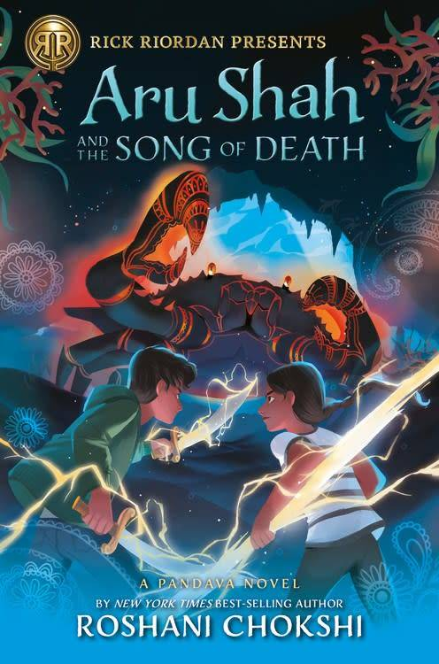 Rick Riordan Presents Pandava 02 Aru Shah and the Song of Death