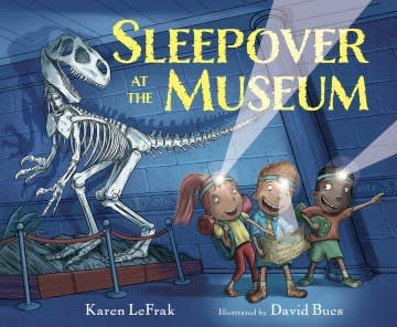 Crown Books for Young Readers Sleepover at the Museum