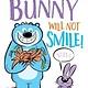 Simon Spotlight Bunny Will Not Smile!