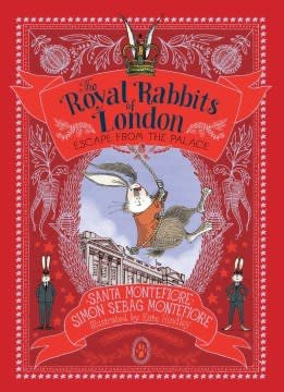 Aladdin Royal Rabbits of London: Escape from the Palace