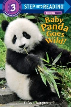Random House Books for Young Readers Baby Panda Goes Wild!