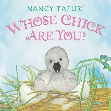 Greenwillow Books Whose Chick Are You? Board Book