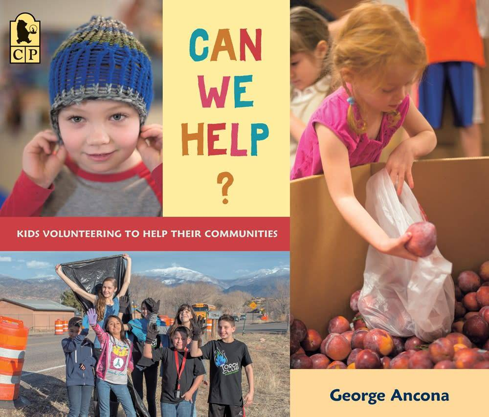 Candlewick Can We Help?: Kids Volunteering to Help Their Communities