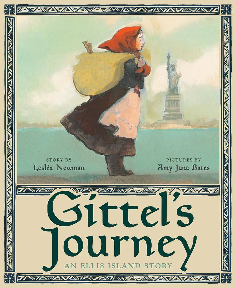 Abrams Books for Young Readers Gittel's Journey: An Ellis Island Story
