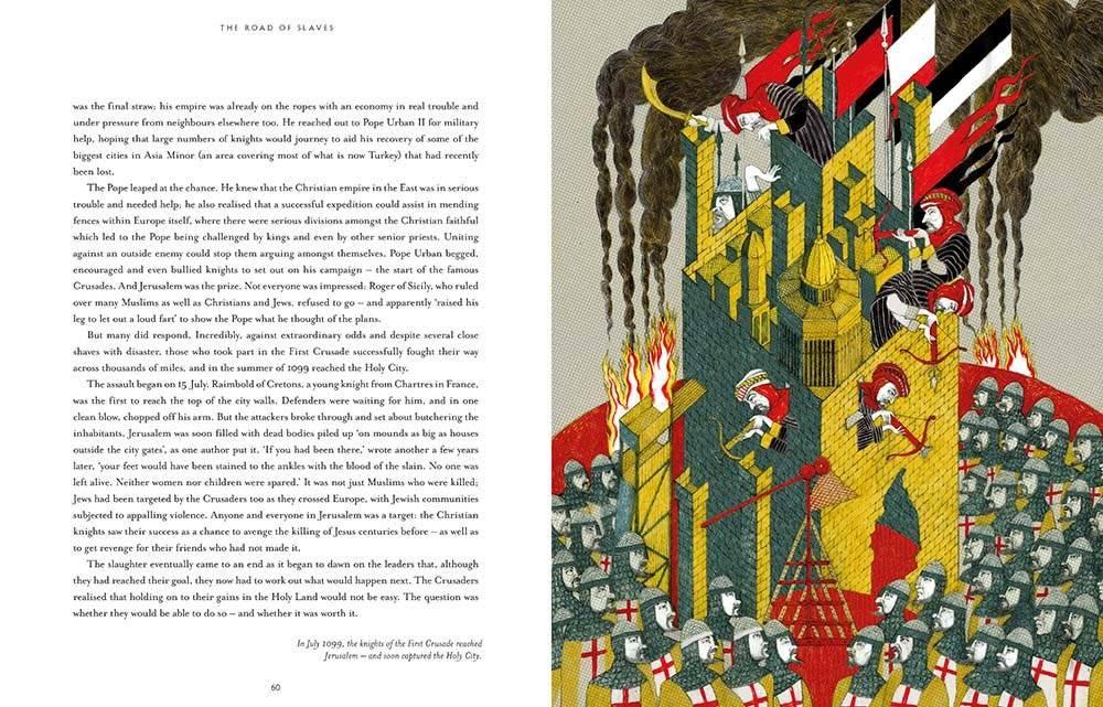 Bloomsbury Children's Books The Silk Roads