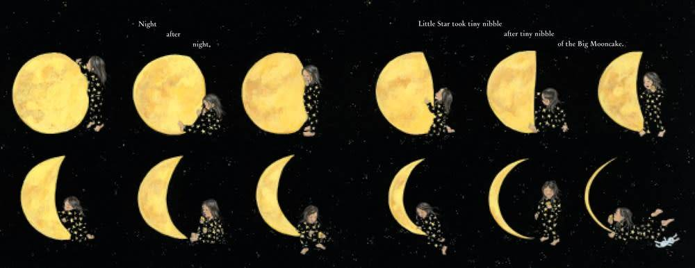 Little, Brown Books for Young Readers A Big Mooncake for Little Star