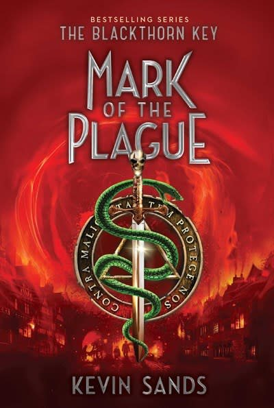 Aladdin The Blackthorn Key 02 Mark of the Plague