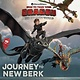Simon Spotlight Dreamworks How to Train...: Journey to New Berk