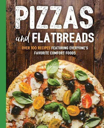 Cider Mill Press Pizzas and Flatbreads