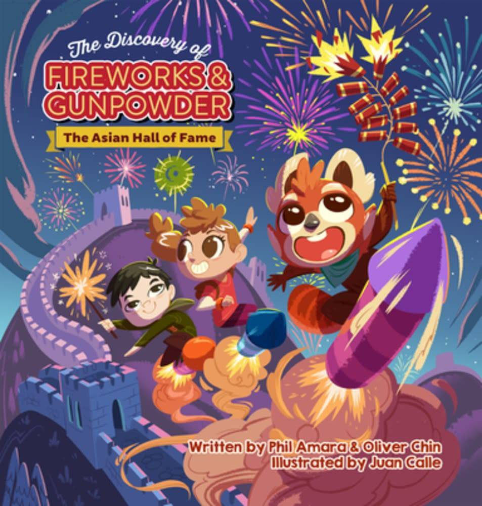 The Discovery of Fireworks & Gunpowder