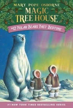 Magic Tree House 12 Polar Bear Past Bedtime