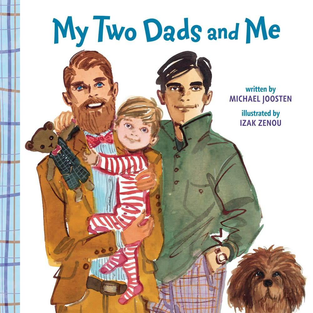 Doubleday Books for Young Readers My Two Dads and Me