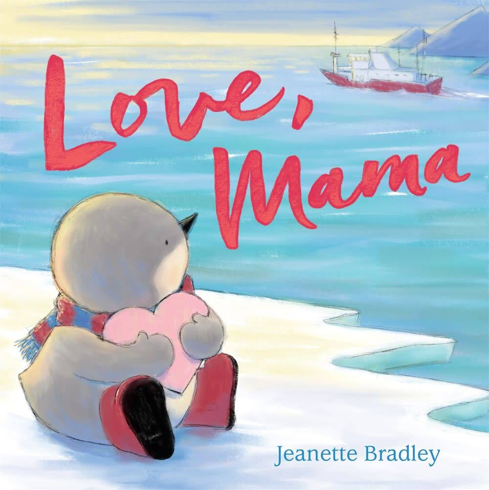 Roaring Brook Press Love, Mama