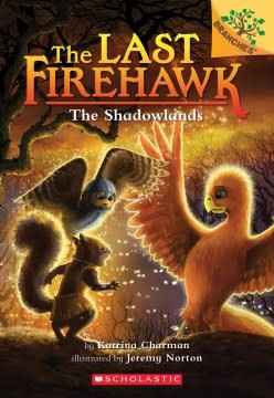 Scholastic Inc. Last Firehawk 05 The Shadowlands