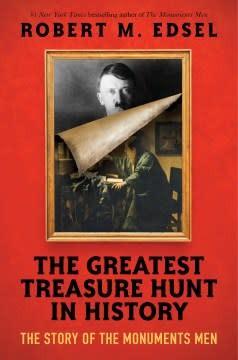 Scholastic Nonfiction The Greatest Treasure Hunt in History