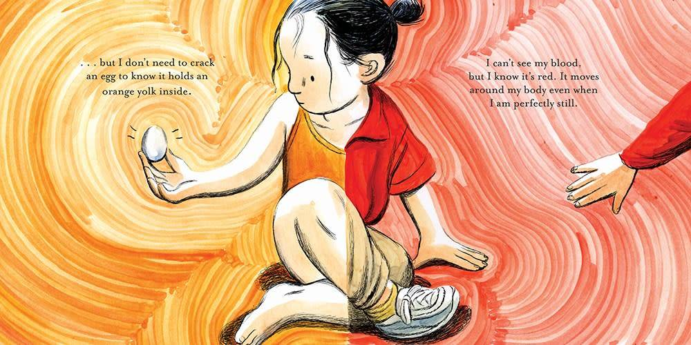 Abrams Books for Young Readers They Say Blue