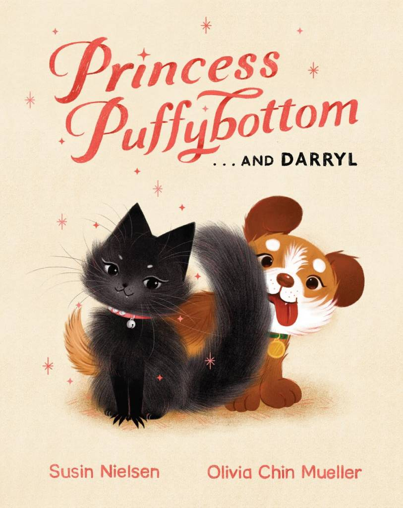 Tundra Books Princess Puffybottom... and Darryl