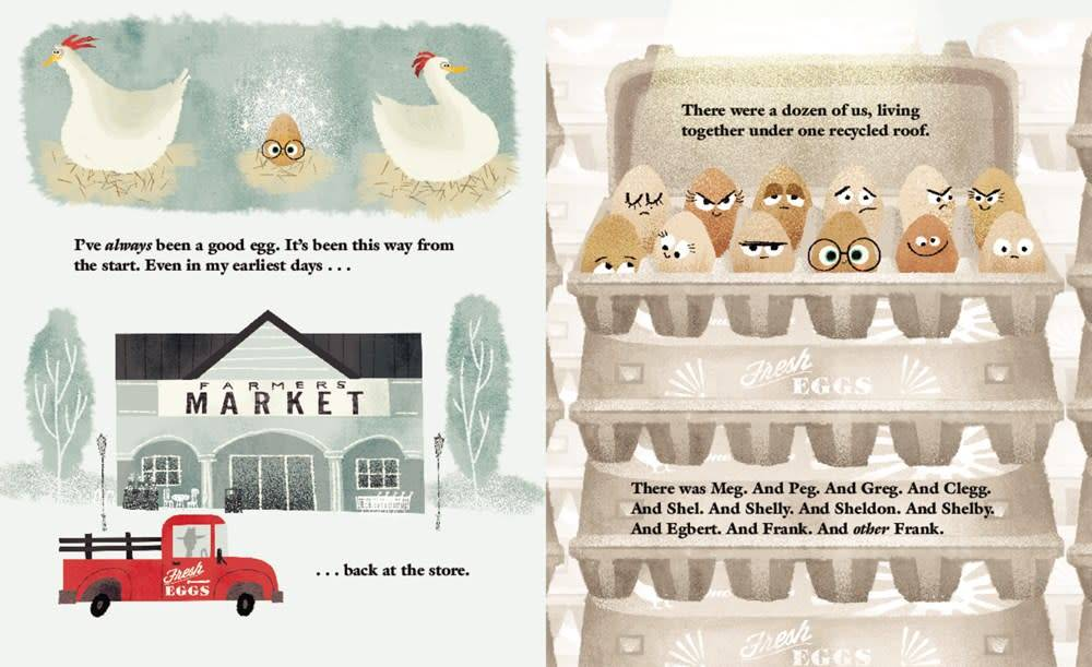 HarperCollins The Good Egg