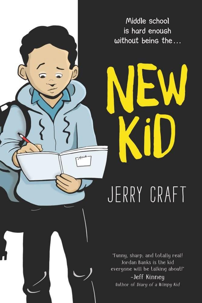 HarperCollins New Kid