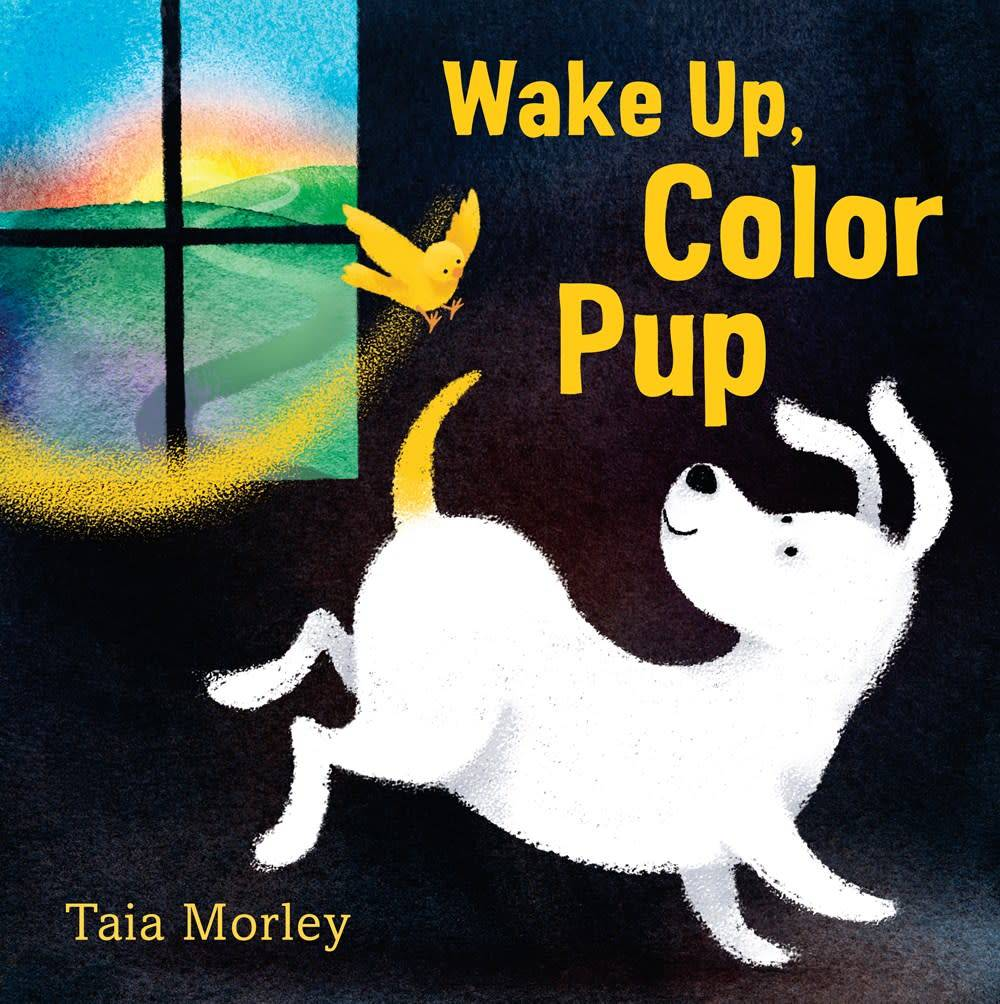Random House Books for Young Readers Wake Up, Color Pup