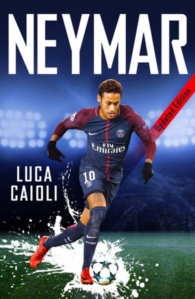 Icon Books Neymar - 2019 Updated Edition