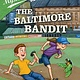Random House Books for Young Readers Ballpark Mysteries 15 The Baltimore Bandit