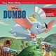 Disney Press Dumbo Read-Along Storybook and CD