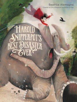 HarperCollins Harold Snipperpot's Best Disaster Ever
