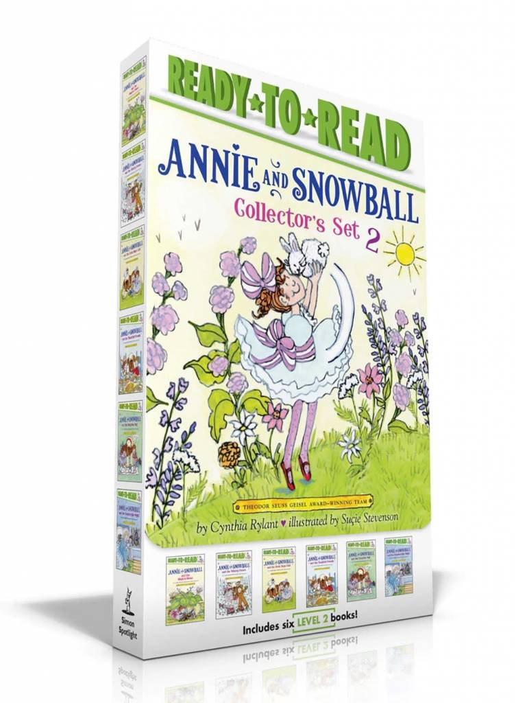 Simon Spotlight Annie and Snowball Collector's Set 2