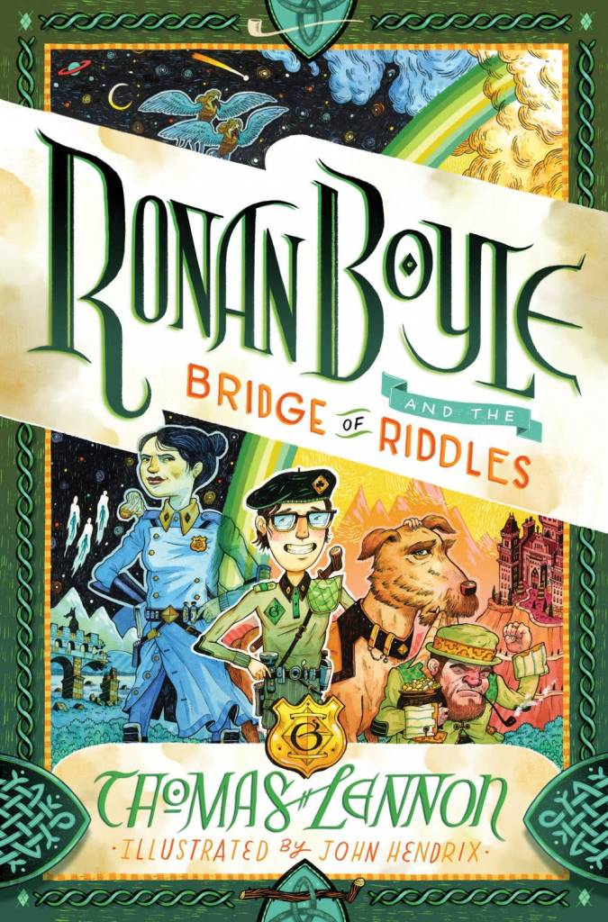 Amulet Books Ronan Boyle 01 The Bridge of Riddles