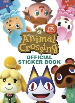 Random House Books for Young Readers Animal Crossing Official Sticker Book (Nintendo)