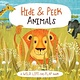 Silver Dolphin Books Hide & Peek Animals