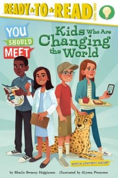 Simon Spotlight Kids Who Are Changing the World