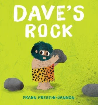 Nosy Crow Dave's Rock