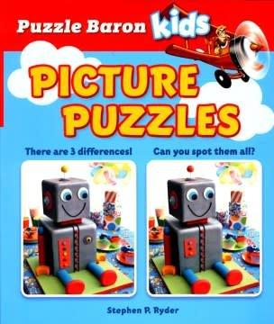 Alpha Puzzle Baron's Kids' Picture Puzzles