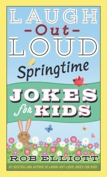 HarperCollins Laugh-Out-Loud Springtime Jokes for Kids