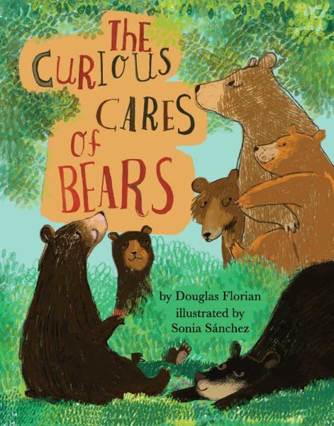 little bee books The Curious Cares of Bears
