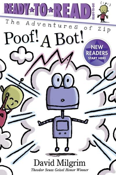 Simon Spotlight Poof! A Bot!