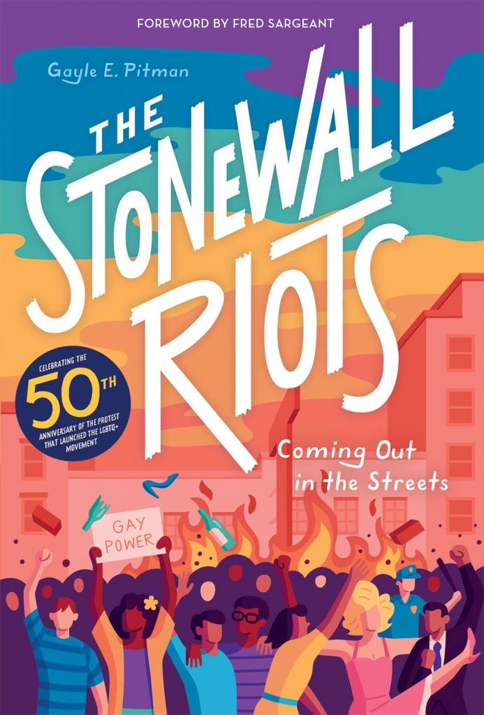 Abrams Books for Young Readers The Stonewall Riots: Coming Out in the Streets