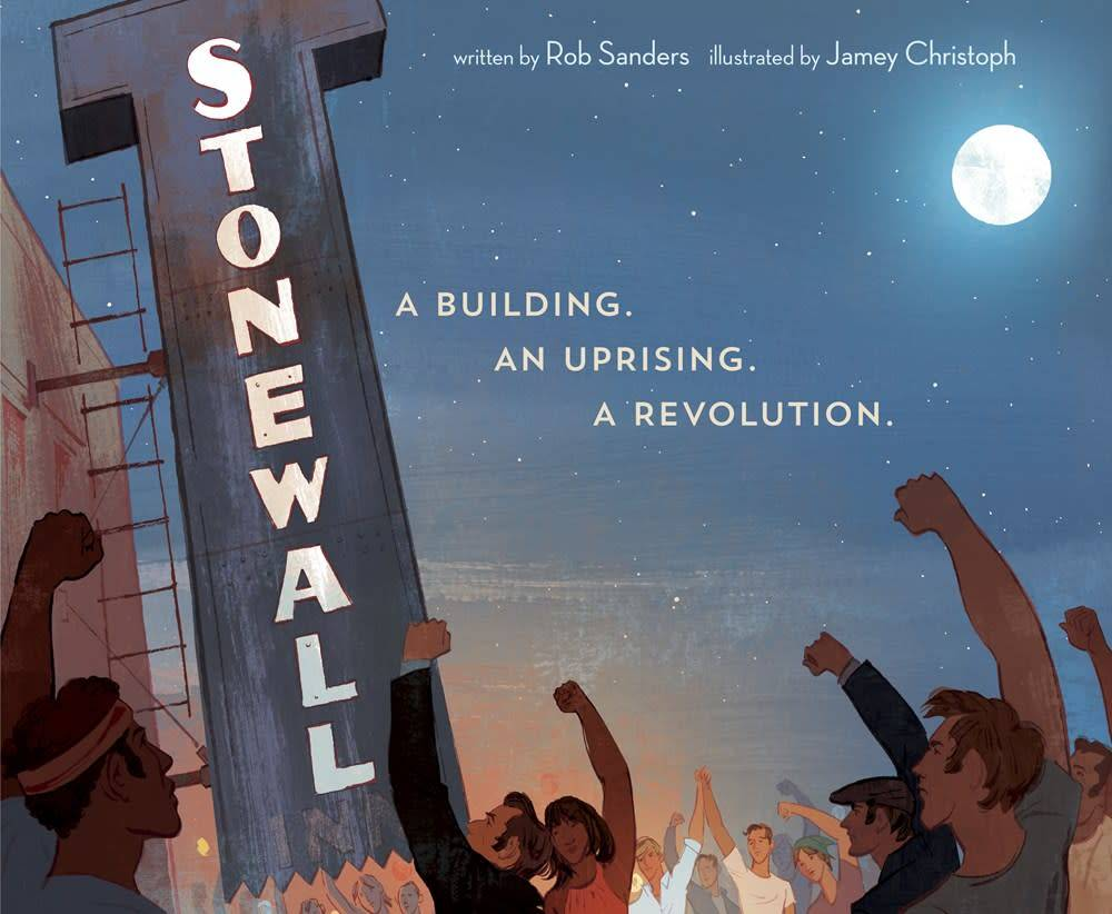 Random House Books for Young Readers Stonewall: A Building. An Uprising. A Revolution
