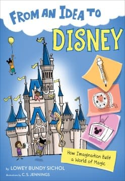 HMH Books for Young Readers From an Idea to Disney