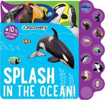 Silver Dolphin Books Discovery: Splash in the Ocean!