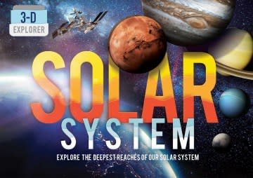 Silver Dolphin Books 3-D Explorer: Solar System